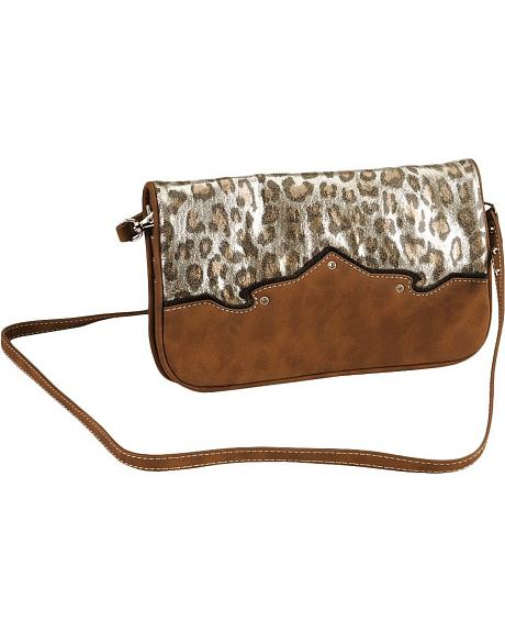 Cowgirl Up Chelsea Organizer Crossbody Handbag