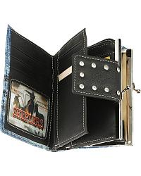 Rock 47 Chastity Wallet at Sheplers