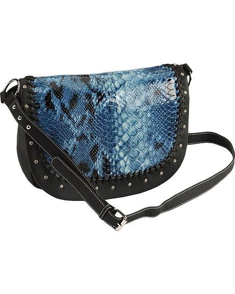 Wrangler Rock 47 Chasity Crossbody Handbag