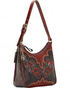 American West Annie's Secret Collection Concealed Carry Shoulder Bag