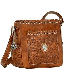 American West Harvest Moon All Access Crossbody Bag