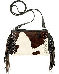 AW Chaps Fringed Crossbody at Sheplers