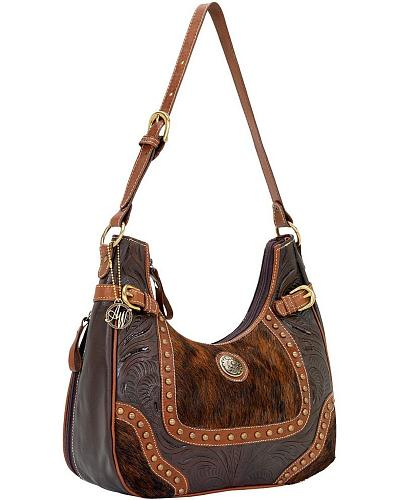 American West Annies Secret Structured Hobo Bag Western & Country 9145429