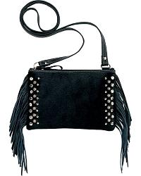 AW Chaps Fringed Cross Body at Sheplers
