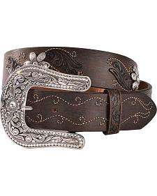 Justin Country Daisy Belt