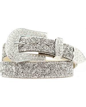 Ariat Crystal Chip Belt