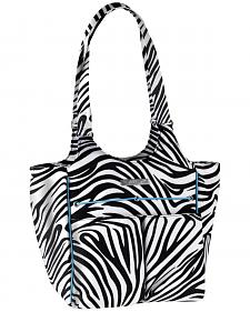 Ariat Carry All Zebra Bag