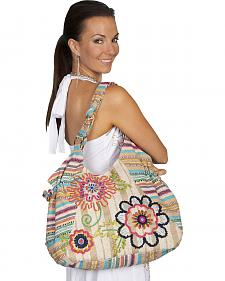 Scully Flower Power Tote