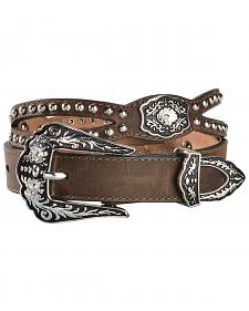 Nocona Fancy Cutout Belt