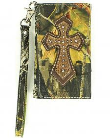Blazin Roxx Mossy Oak Wallet & iPhone 4 Case
