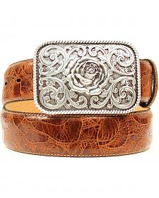 Ariat Rose Buckle Belt