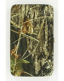 Blazin Roxx Mossy Oak Camo Hinge Wallet