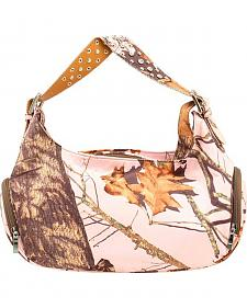 Blazin Roxx Bedecked Mossy Oak Shoulder Bag