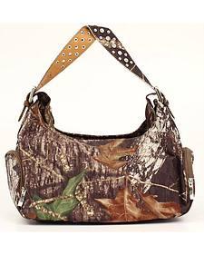 Blazin Roxx Bedecked Mossy Oak Shoulder Bag