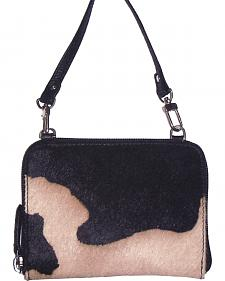 Scully Hair-on-Hide Calf Crossbody Bag