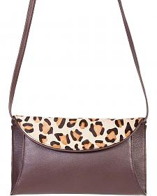 Scully Pebble Leather Shoulder Bag
