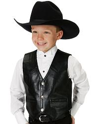 Kids' Western Wedding