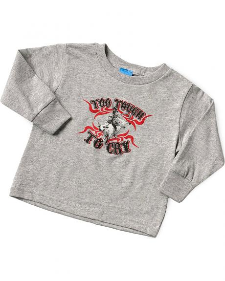 Ransom Ranch Toddlers' Too Tough to Cry Tee - 2T-4T