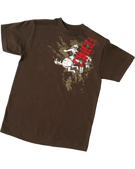 Cinch � Boys' Logo Screen Print Tee