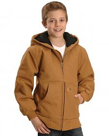 Carhartt Duck Active Jacket - 10-20