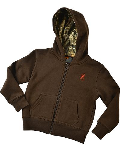 Browning Toddler Buckmark Camo Sweatshirt Western & Country BRI8500-876