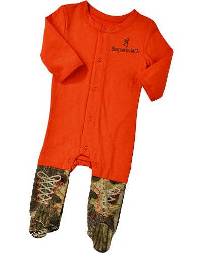 Browning Baby Union Onesie Suit Western & Country BRB0007-105