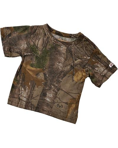 Infant Boys Realtree Camo Shirt Western & Country 288RX