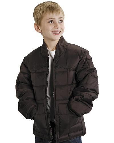 Roper Boys Rangegear Quilted Nylon Jacket Western & Country 03-397-0761-0780 BR