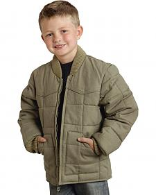 Roper Boy's Rangegear Canvas Jacket