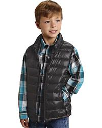 Boys' Coats, Jackets & Vests