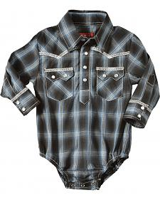 Blk Check Plaid Oneise