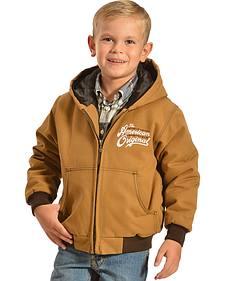 Cowboy Hardware Boys' American Original Canvas Jacket