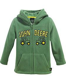 John Deere Boys' Microfleece