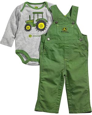 John Deere Farm Days Coveralls Set