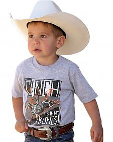"Cinch Toddler Boys' ""It's In My Bones"" T-Shirt"