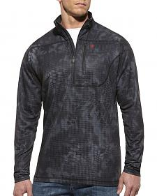 Ariat Men's 1/4-Zip Kryptek Typhoon Performance Pullover
