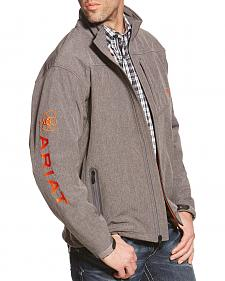 Ariat Team Logo Softshell Jacket