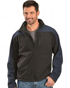 Red Ranch Men's Two-Tone Bonded Jacket