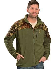 Browning Men's Steep Fleece Clover Jacket