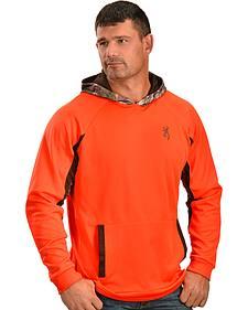 Browning Men's Arrow Camo Hooded Sweatshirt