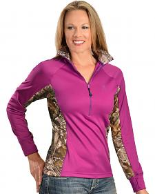 Browning Women's Canyon Softshell 1/4 Zip Jacket