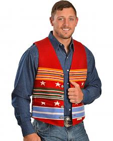 Pendleton Grateful Nation Veterans' Ribbon Wool Vest