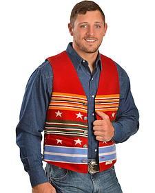 Pendleton Grateful Nation Veterans' Ribbon Wool Vest