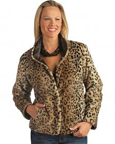 Ariat Reversible Leopard Print Jacket
