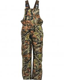 Trail Crest Highland Timber Camo Insulated Bib Overalls