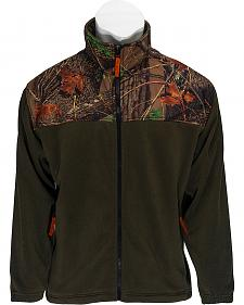 Trail Crest Camo C-Max Wind Jacket