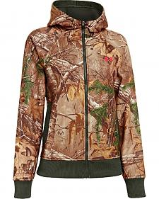 Under Armour UA Realtree Camo Full-Zip Hoodie