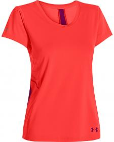 Under Armour Women's ArmourVent Chilling T-Shirt