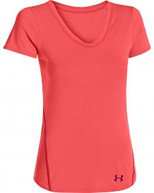 Under Armour Short Sleeve Chill Remi T-Shirt