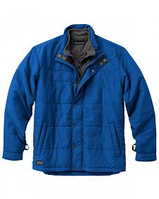 Dri Duck Men's Traverse Polyester Jacket - 3X & 4X